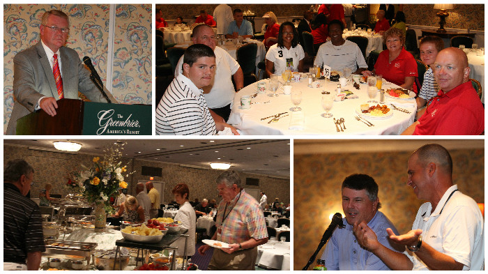 2010 First Tee Breakfast at The Greenbrier Classic