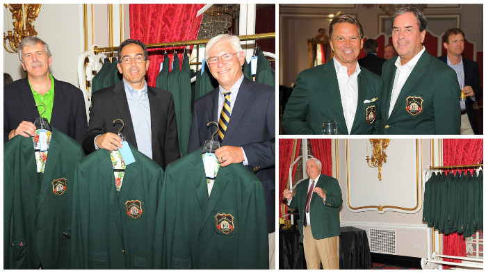 2011 Founding Member Reception at The Greenbrier Classic