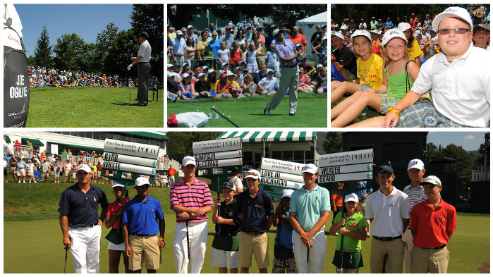 2011 Youth Day at The Greenbrier Classic