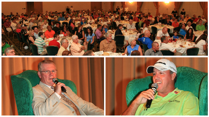 2012 First Tee Luncheon at The Greenbrier Classic