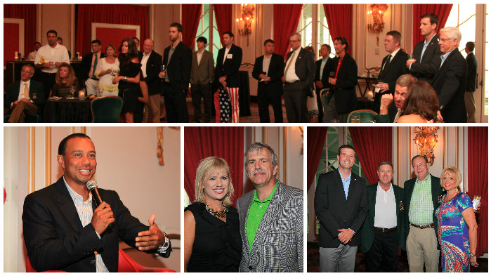 2012 Founding Member Reception at The Greenbrier Classic