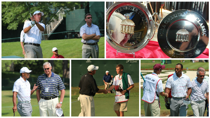 2012 Wednesday Official Pro-Am at The Greenbrier Classic