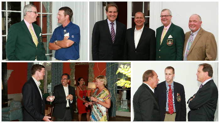2013 Founding Member Reception at The Greenbrier Classic