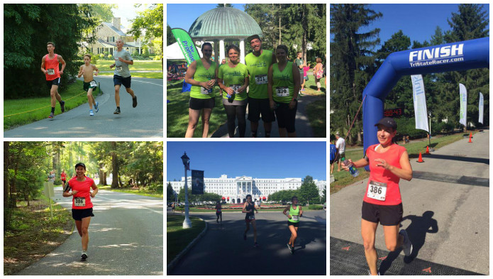 2015 FCA 5K Run at The Greenbrier Classic
