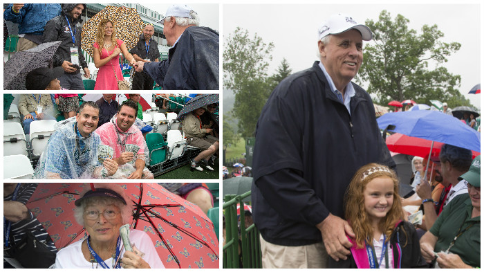 2015 Hole-In-One Jackpot at The Greenbrier Classic