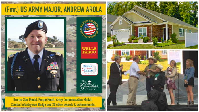 2015 Military Warrior Support Foundation at The Greenbrier Classic