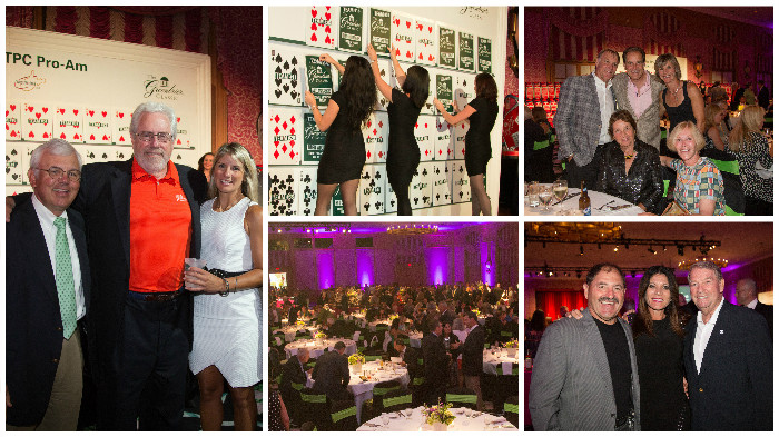 2015 Pairings Party at The Greenbrier Classic