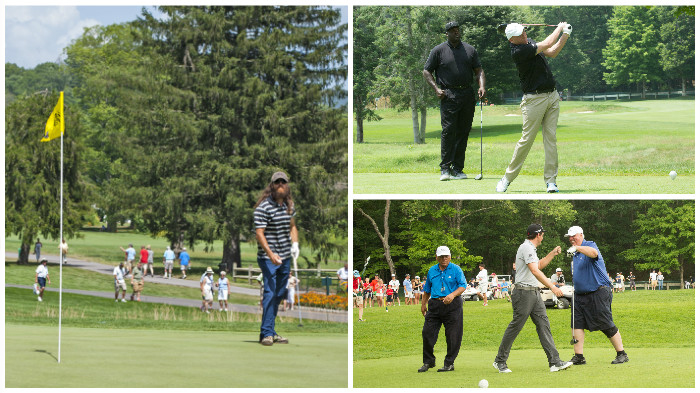 2015 Wednesday Official Pro-Am at The Greenbrier Classic
