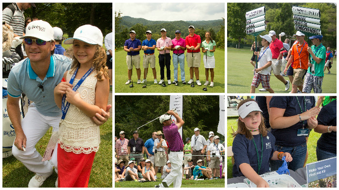 2015 Youth Day at The Greenbrier Classic
