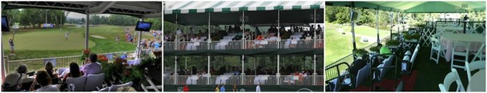 Watson's Perch at The Greenbrier Classic