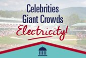 Celebrities, Giant Crowds, Electricity